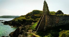 Abbey Island Ruins, Derrynane National Park