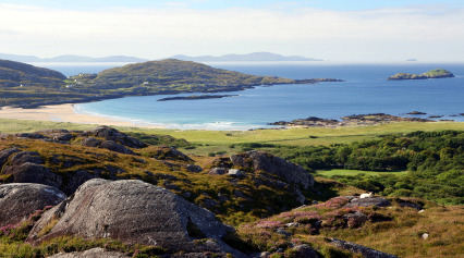 Derrynane Beach, Ring of Kerry, Ireland