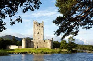 Killarney Ireland - Ross Castle