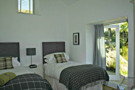 Bedroom 2 as single beds, Cottage Ring of Kerry
