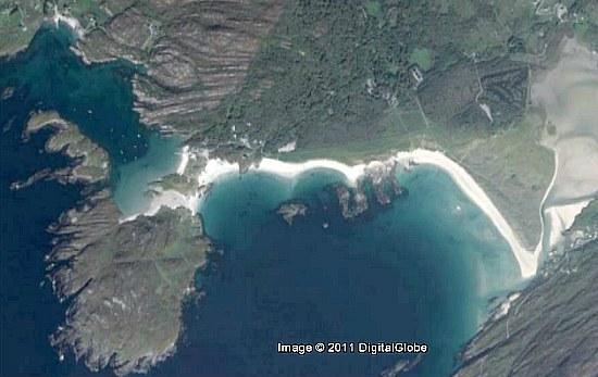 Derrynane Harbour and Derrynane National Park