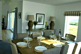 Dining Room, Cottage Ring of Kerry