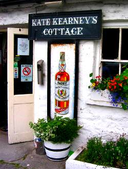 Kate Kearney's Cottage Front Door