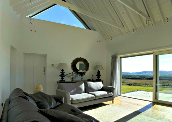 The Living Room, Cottage Ring of Kerry