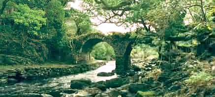 Old Wier Bridge, Killarney National Park