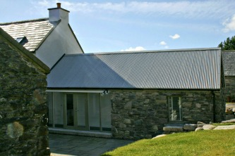 Previously an out building, Cottage Ring of Kerry