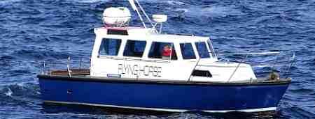 Skellig Michael Boat