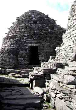 Skellig Michael Main Cell