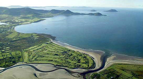 Play at Waterville Golf Course, Voted 34th Best Golf Course in the World