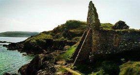 Abbey Island Ruins, Derrynane National Park