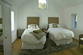 Bedroom 3 as single beds, Cottage Ring of Kerry