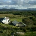 View of the Valley of the Hare, Cottage Ring of Kerry