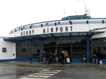 Flights to Kerry Airport