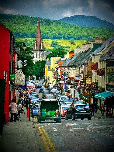 Visit Kenmare Market Town, Foodie Heaven
