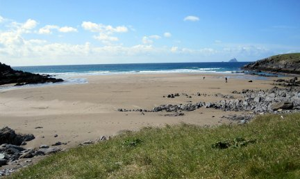 Kerry Beaches St Finians Bay