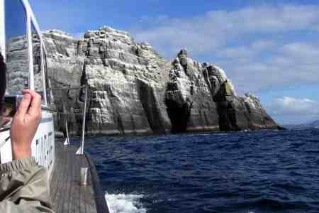 Little Skellig from the boat