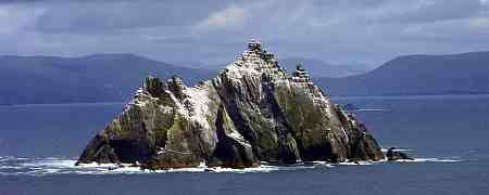Skellig Michael, Little Skellig Rock