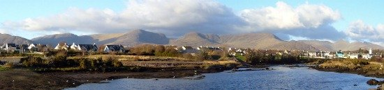 Sneem Panorama, Ring of Kerry