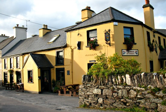 The Blind Piper Pub, Caherdaniel