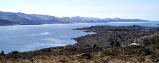 The Kerry Way, Kenmare Bay